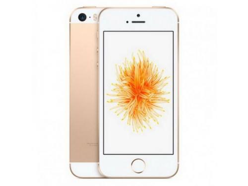 Смартфон Apple iPhone SE 128Gb, серебристый, вид 3