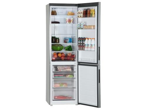 Холодильник Haier C2F537CSG серебристый, вид 2