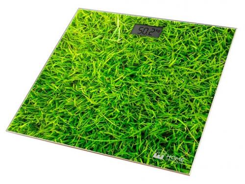 Напольные весы Home Element HE-SC906, молодая трава, вид 1