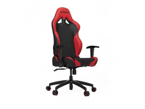 Игровое компьютерное кресло Vertagear SL2000 чёрное/красное, вид 3