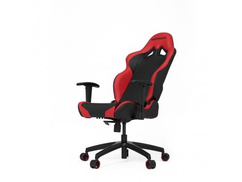 Игровое компьютерное кресло Vertagear SL2000 чёрное/красное, вид 4