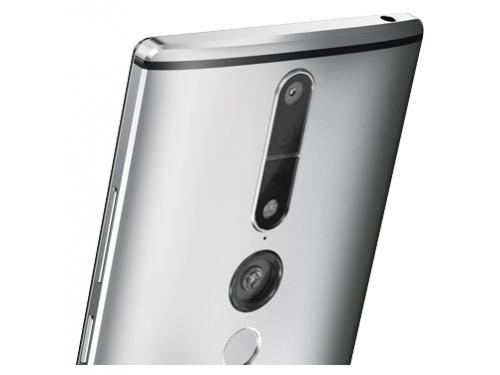 Смартфон Lenovo Phab 2 Pro PB2-690M 4/64Gb, серебристый, вид 8