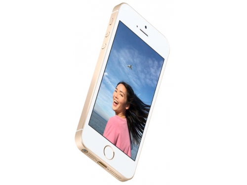 Смартфон Apple iPhone SE 16GB, золотистый, вид 2