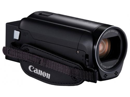 Видеокамера Canon LEGRIA HF R88, чёрная, вид 8