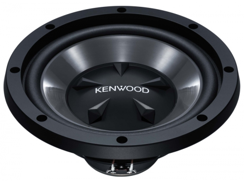 Сабвуфер для авто Kenwood KFC-W112S, черный, вид 1