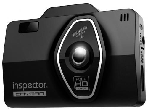 Автомобильный видеорегистратор Inspector Cayman, черный, вид 2