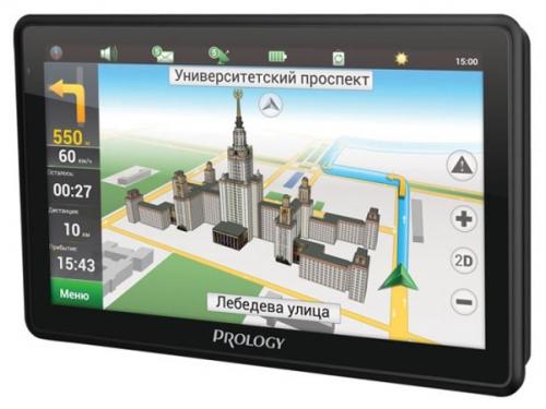 Навигатор Prology iMap-7500 (портативный), вид 3