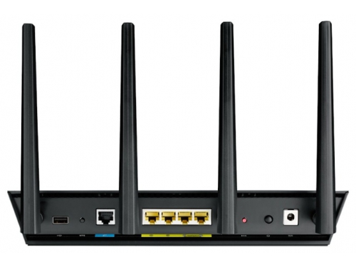Роутер WiFi Asus RT-AC87U, вид 2