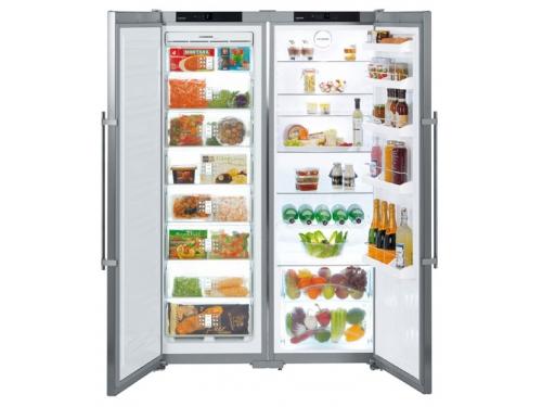 Холодильник Liebherr SBSesf 7222-20, вид 2