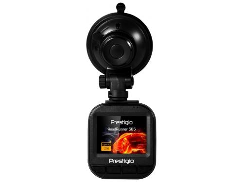 Автомобильный видеорегистратор Prestigio RoadRunner 585 (циклическая запись), вид 3