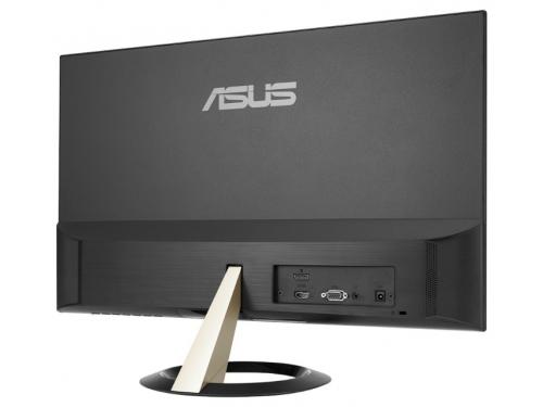 Монитор Asus VZ249Q, черно-золотистый, вид 2