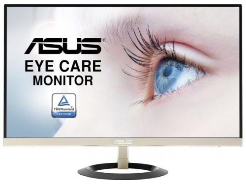 Монитор Asus VZ279Q, черный, вид 2