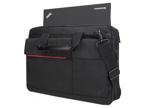Сумка для ноутбука Lenovo ThinkPad Professional Slim Topload Case 14.1, черная, вид 1
