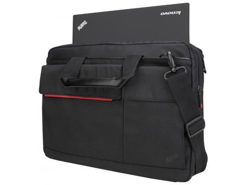 Сумка для ноутбука Lenovo ThinkPad Professional Slim Topload Case 15.6, черная, вид 1