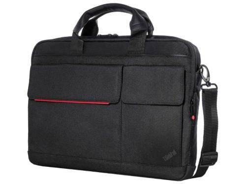 Сумка для ноутбука Lenovo ThinkPad Professional Slim Topload Case 15.6, черная, вид 2