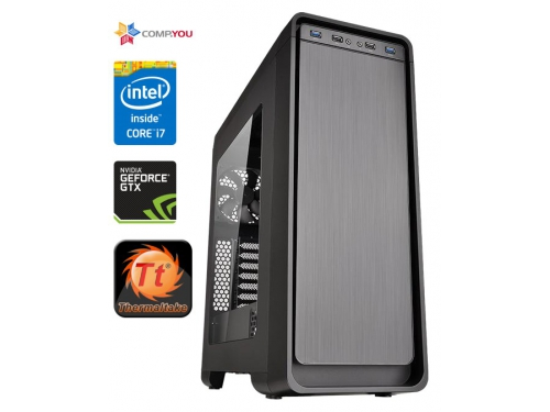 Системный блок CompYou Game PC G777 (CY.470436.G777), вид 1