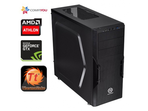 Системный блок CompYou Home PC H557 (CY.455019.H557), вид 1