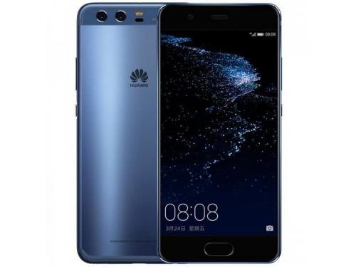 Смартфон Huawei P10 Dual sim 64Gb Ram 4Gb, синий, вид 1