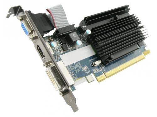 Видеокарта Radeon SAPPHIRE PCI-E ATI R5 230 1024Mb (11233-01-20G), вид 2