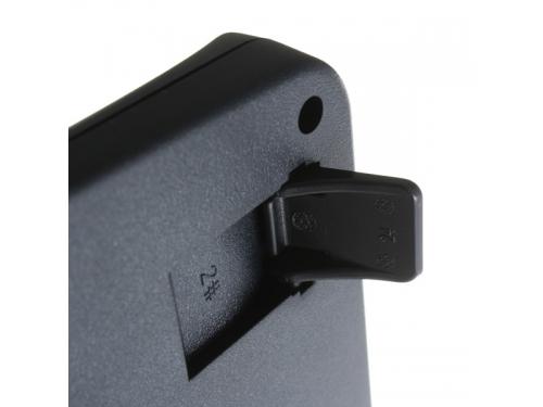 Клавиатура Microsoft Wired Keyboard 200 Black USB (JWD-00002), вид 4