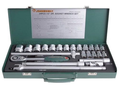Набор инструментов JONNESWAY S04H4524S, 24 предмета, вид 1