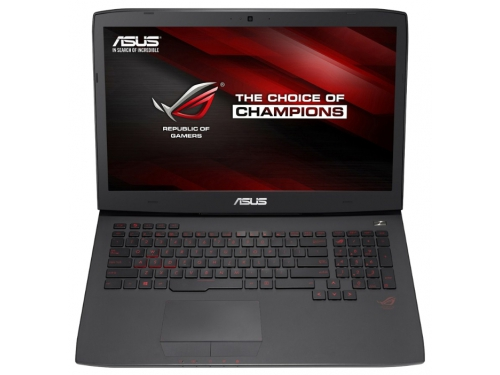 Ноутбук Asus G751JY-T7449T i7 4750HQ/16Gb/1Tb/SSD128Gb/DVDRW/GTX 980M 4Gb/17.3