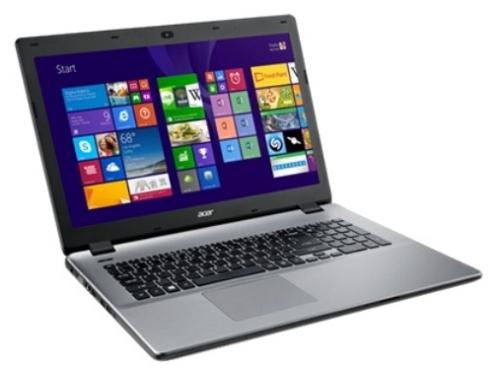 Ноутбук Acer ASPIRE E5-771G-58SB , вид 2