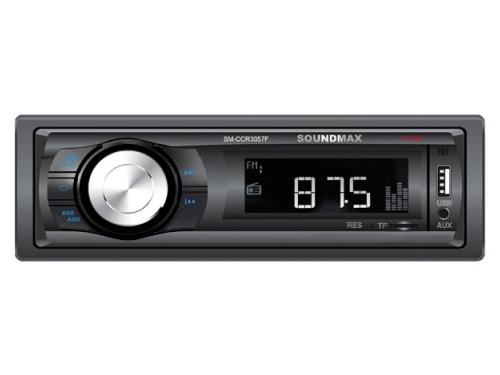 Автомагнитола Soundmax SM-CCR3057F, вид 2