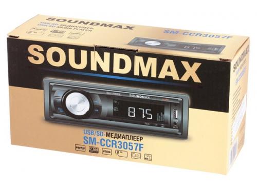 Автомагнитола Soundmax SM-CCR3057F, вид 3
