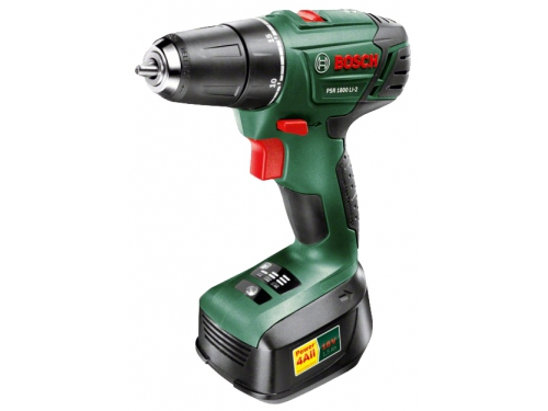 ����� Bosch PSR 1800 LI-2 1.5Ah x2 Case, 0.603.9a3.121, ��� 1