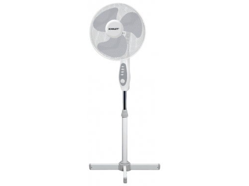 Вентилятор Scarlett SC-371 White, вид 1