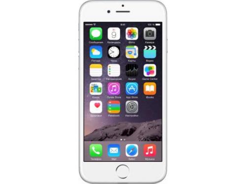 �������� Apple iPhone 6 16GB Silver, ��� 3