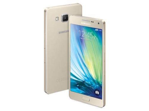Смартфон Samsung Galaxy A3 SM-A300F Gold, вид 1