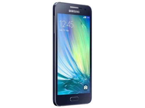 Смартфон Samsung Galaxy A3 SM-A300F Black, вид 1
