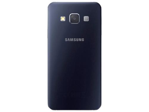 Смартфон Samsung Galaxy A3 SM-A300F Black, вид 2