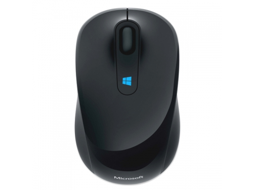 Мышка Microsoft Sculpt Mobile Mouse Black USB, вид 1