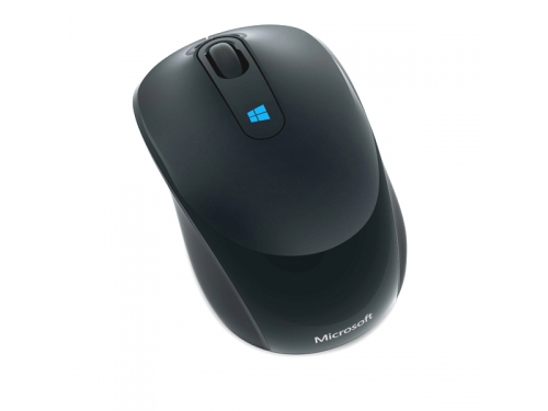 Мышка Microsoft Sculpt Mobile Mouse Black USB, вид 3