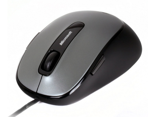 Мышка Microsoft Comfort Mouse 4500 Lochness Grey USB (4FD-00002), вид 1