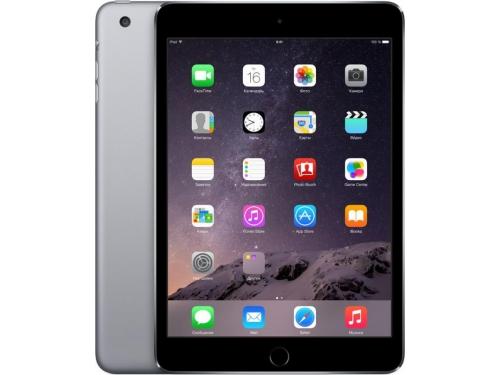 Планшет Apple iPad mini 3  космический серый, вид 1