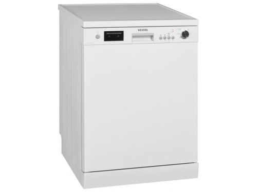 Посудомоечная машина Посудомоечная машина Vestel VDWTC 6041W (D/W), вид 1