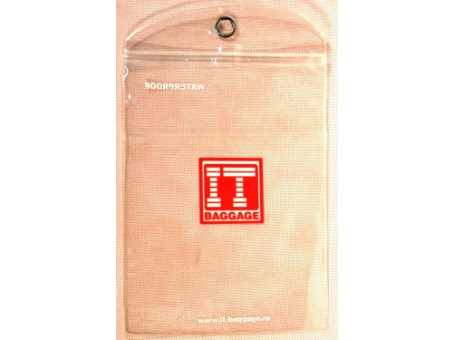 Чехол для планшета IT Baggage для планшета 7'', прозрачный, водонепроницаемый, вид 1