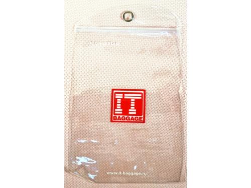 Чехол для планшета IT Baggage для планшета 8'', прозрачный, водонепроницаемый, вид 1