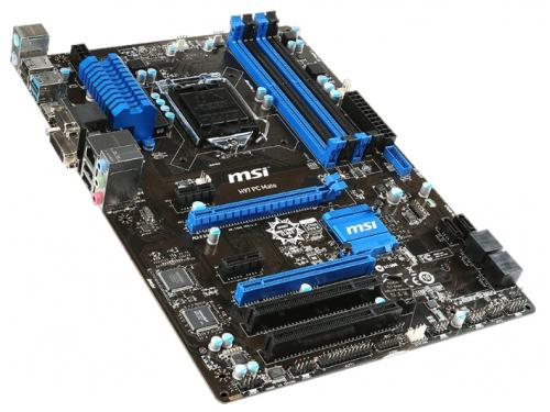 ����������� ����� MSI H97 PC Mate Soc-1150 H97 DDRIII ATX SATA3  LAN-Gbt +RaiD USB3.0 VGA/DVI/HDMI, ��� 4