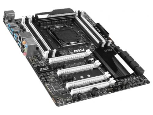 ����������� ����� MSI X99A SLI Krait Edition (Socket 2011-3, Intel X99, 8xDDR4, ATX, USB v3.1), ��� 2