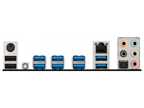 ����������� ����� MSI X99A SLI Krait Edition (Socket 2011-3, Intel X99, 8xDDR4, ATX, USB v3.1), ��� 4