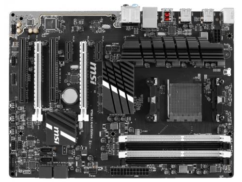 Материнская плата MSI 970A SLI Krait Edition (Socket AM3+ AMD970, DDR3, ATX, SATA3, RAID, USB3.0), вид 1