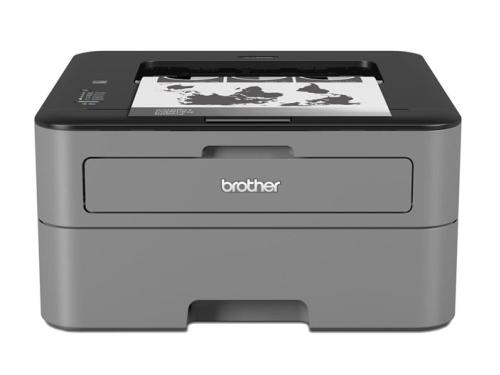 Лазерный ч/б принтер Brother HL-L2300DR, вид 1