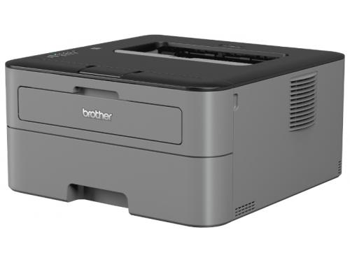 Лазерный ч/б принтер Brother HL-L2300DR, вид 2