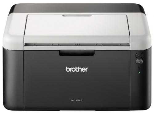 Принтер лазерный ч/б Brother HL-1212WR, вид 1