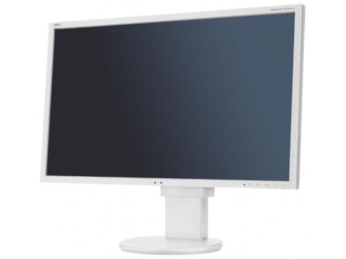 Монитор NEC MultiSync EA223WM, белый, вид 1